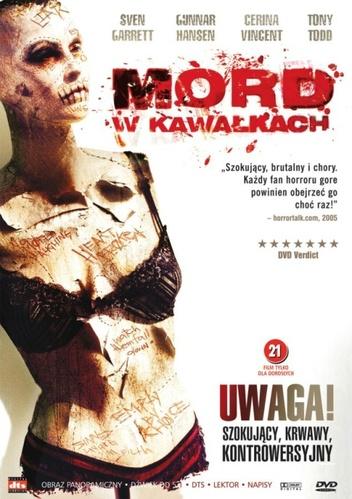 Mord w kawałkach / Murder Set Pieces [LEKTOR PL] [AVI]
