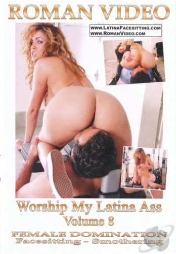 Worship My Latina Ass 8 XXX DVDRip XviD-UPPERCUT