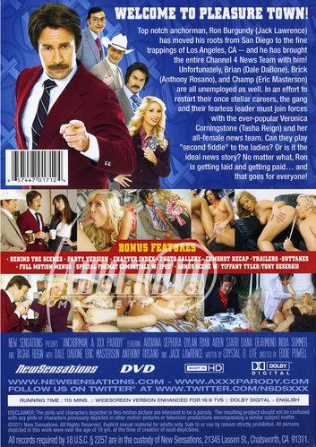 Anchorman A XXX Parody XXX DVDRiP XviD-DivXfacTory